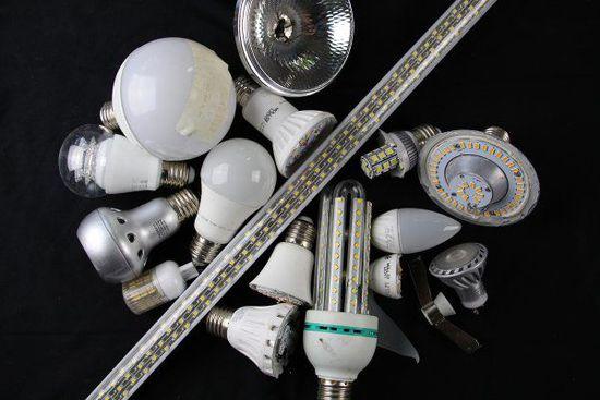 科普:如何高效回收LED灯具
