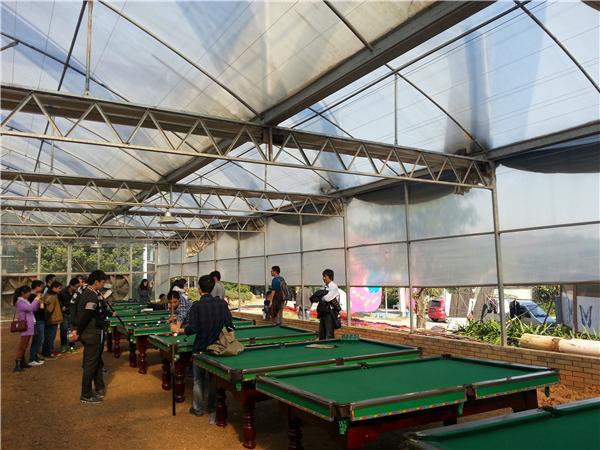 松山湖松湖生态园农家乐有哪些可以游玩项目