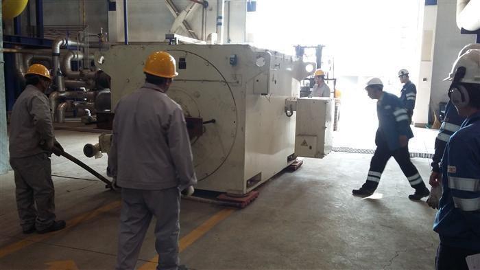 北京重力诚成起重设备搬运公司承接大型印刷设备吊装服务