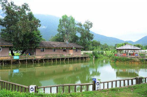 深圳农家乐之南澳名马轩度假山庄