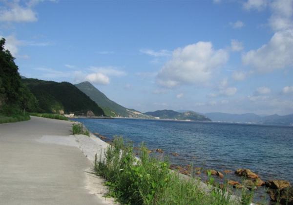 杨梅坑之美,美在海,美在山,美在独特-杨梅坑风景旅游区