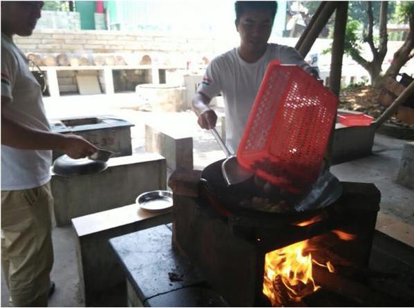 深圳光明区哪里有可以野炊的生态农家乐