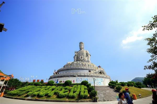 深圳公司团建旅游景点之东莞观音山森林公园