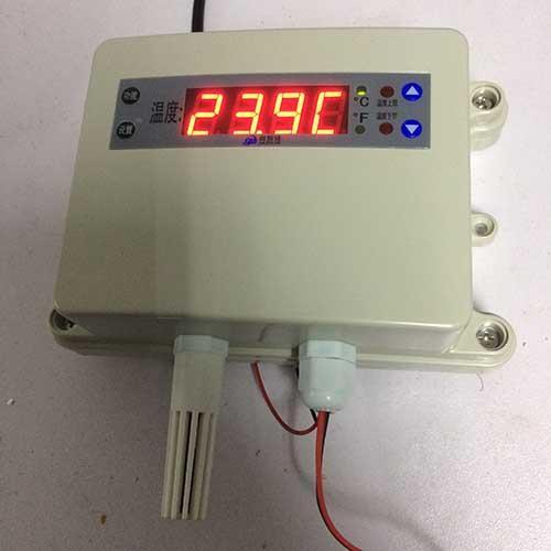 DC24V 温度报警器和温湿度报警器已全面推出