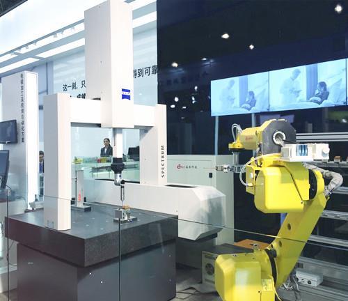 未来测量趋势   蔡司三坐标互联式测量技术成就工业4.0