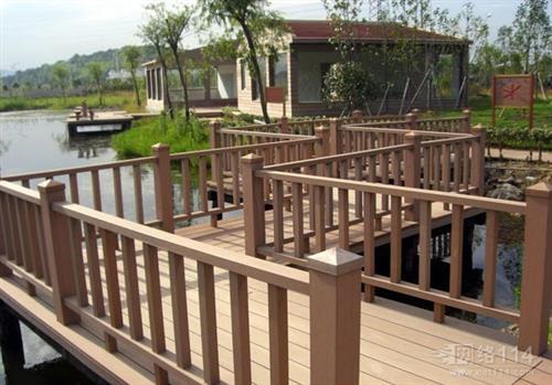 巧看塑木护栏怎样合理的使用