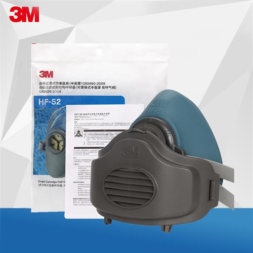 3M防尘口罩的选用要注意三点
