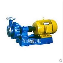 【泊威泵业】导热油泵的结构及密封特点