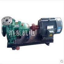 【泊威泵业】导热油泵致使跳闸及电机发热原因