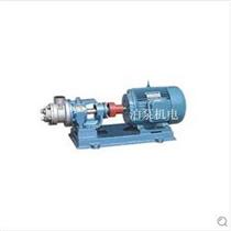 【泊威泵业】导热油泵结构特点
