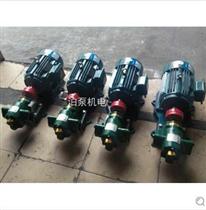 【泊威泵业】高温齿轮油泵吸入空气的解决方法
