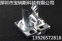 Drilling and milling of semiconductor parts