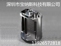 CNC drilling and tapping center processing semiconductor parts