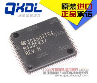 MSP430F437IPZR