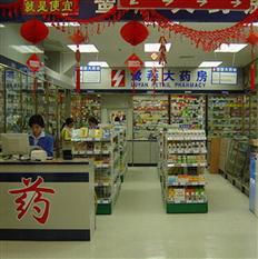 武汉便利店货架