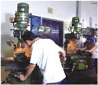 Milling Machine workshop