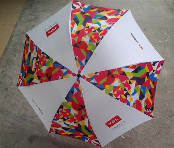 广告伞-- 惠州TCL集团