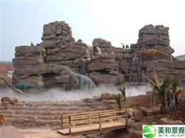 大型塑石假山案例图