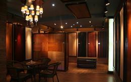 上海酒店大厅
