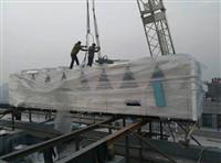 航天光学平台安全科学吊装人工搬运