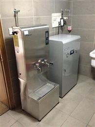 【杭州港铁(地铁)公司选用沁园大型开水器和大型纯水机】杭州开水器 杭州大型纯水机直饮水