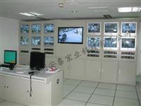The monitoring system of a district of Shenzhen Guanlan