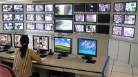 Monitoring system of a garment factory in Shantou, Guangdong