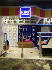 Play1(大玩家)安庆吾悦广场店声磁系统安装