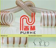 PU透明钢丝耐磨软管