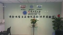 中国地质大学黄金珠宝玉石检测中心