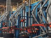 肇慶輪胎廠硫化機節能保溫