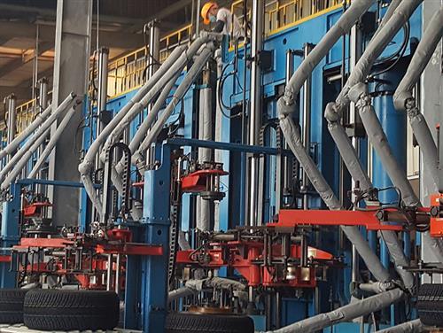 肇庆轮胎厂硫化机节能保温