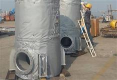罐体反应釜隔热工程