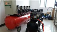 用于食品行業設備供氣的全無油無水解決方案