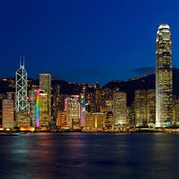 购物天堂-香港