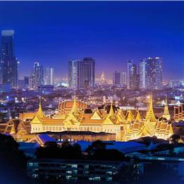 天使之城-曼谷