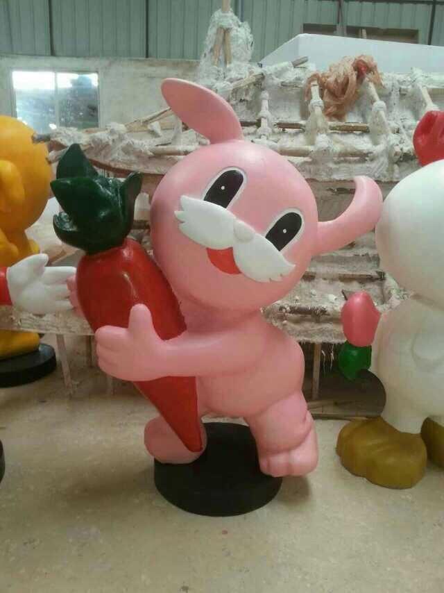 卡通泡沫雕塑_成功案例