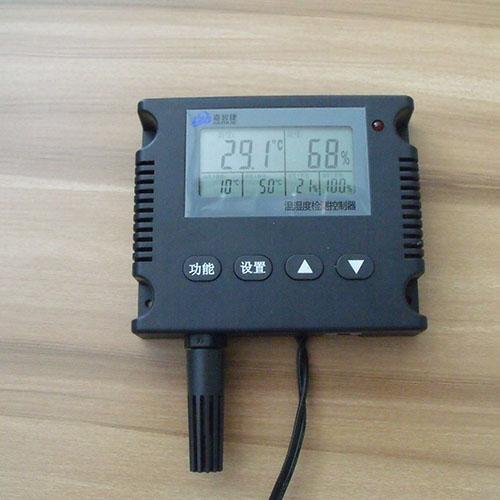 网络温湿度报警器