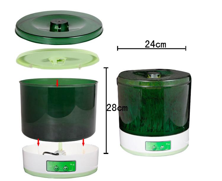 生态豆芽机