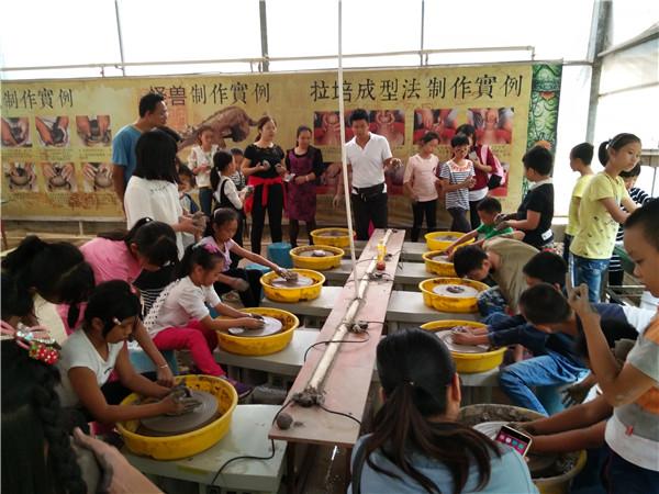 东莞周边亲子教育基地