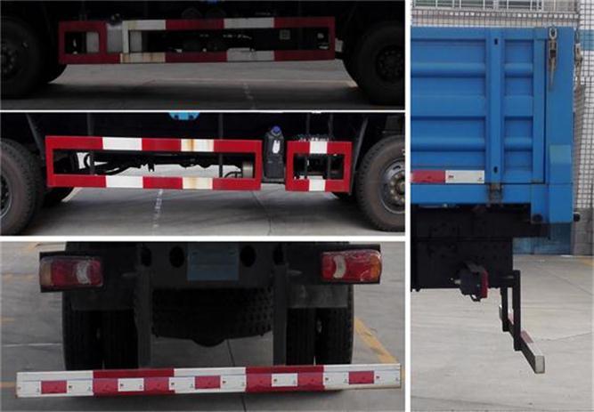 东风前四后四10吨随车起重运输车 12吨随车吊