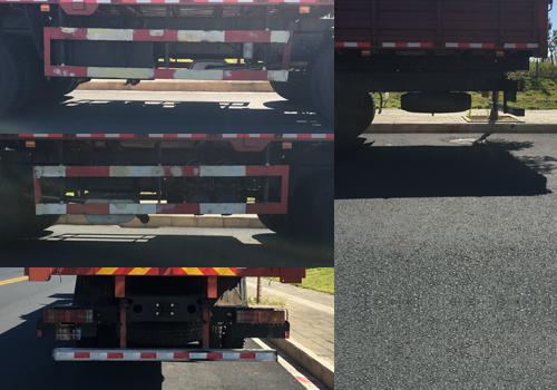 东风前四后八14吨随车起重运输车 东风四桥16吨国五随车吊