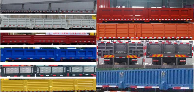 东风前四后八14吨随车起重运输车 东风四桥16吨国五随车吊3