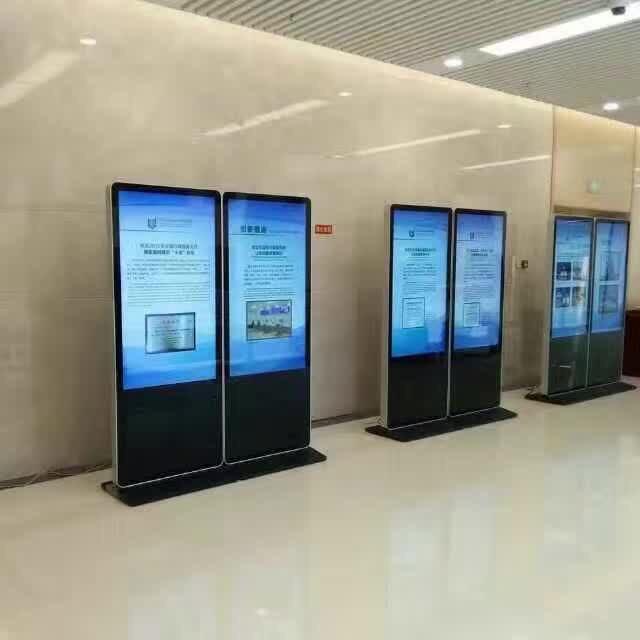 龙曼科技广告机