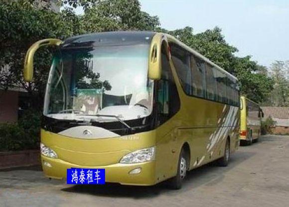 郑州大巴租车