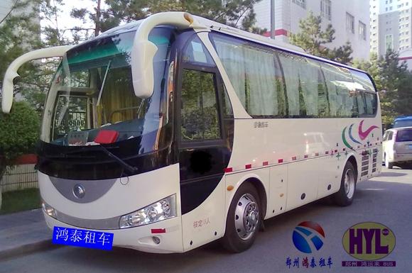 郑州大巴车队