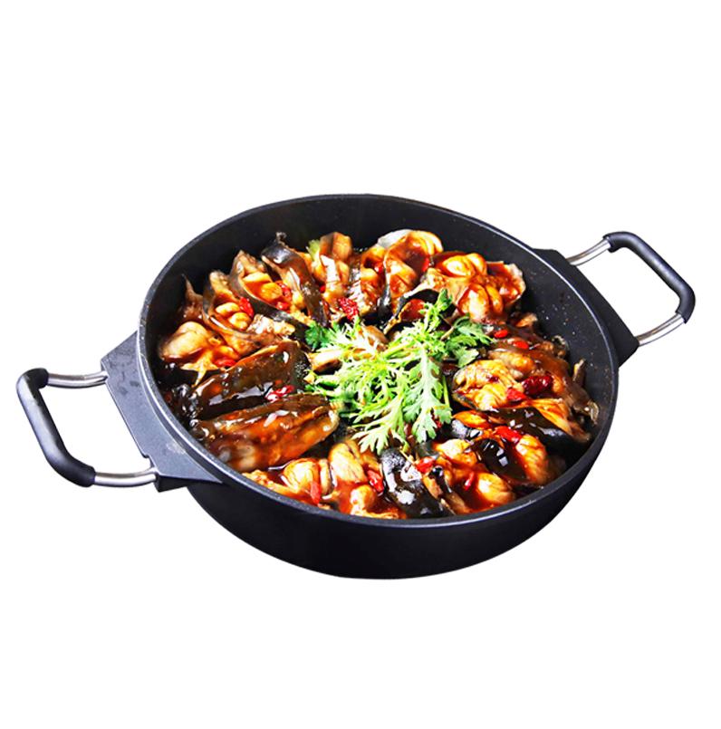 香辣味焖锅调味料