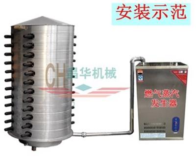 蒸馒头液化气锅炉