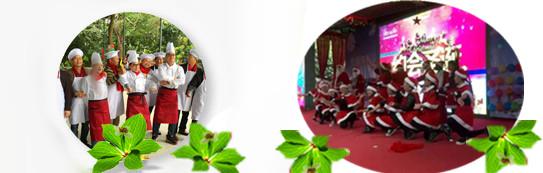 深圳農家樂旅游推薦東莞松湖生態園農家樂