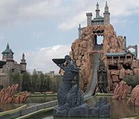 游乐园假山设计